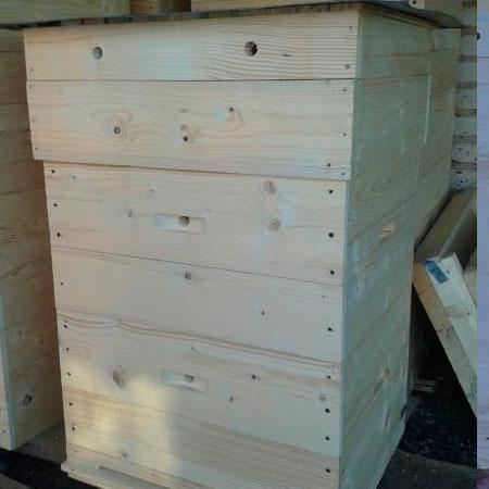 Улей для пчел 14ти рамочный