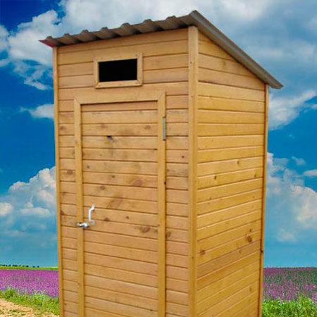 "Деревянный туалет ""Стандарт"""