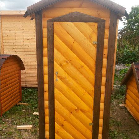 """Туалет деревянный """"Дачный"""""""